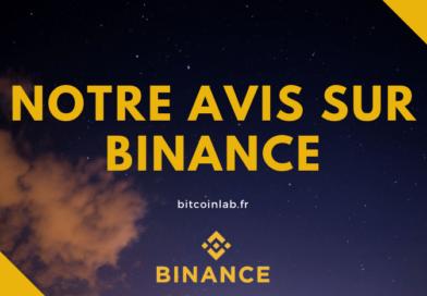 avis binance plateforme achat trading crypto bitcoin