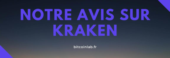 avis kraken plateforme achat trading crypto bitcoin