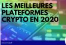 classement meilleures plateformes trading investissement bitcoin ethereum cryptomonnaies