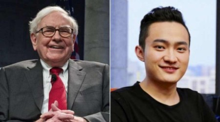 justin sun rencontre warren buffet