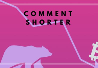 comment shorter vendre à découvert bitcoin crypto tutoriel