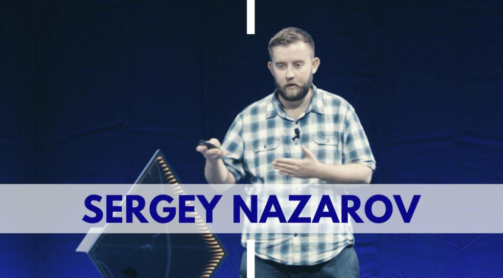 sergey nazarov chainlink link team equipe ceo